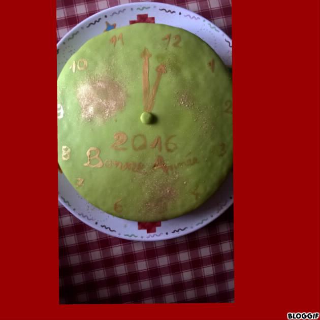Molly cake pour le reveillon du 31 - Idee pour le reveillon du 31 ...